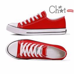 Giày Sneaker Nữ Classic Cổ Thấp