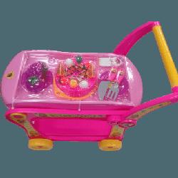 Xe đẩy bánh kem sinh nhật cho bé