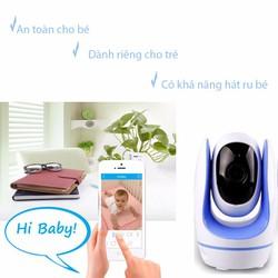 Camera Trẻ Em Foscam Fosbaby An Toàn Cho Bé