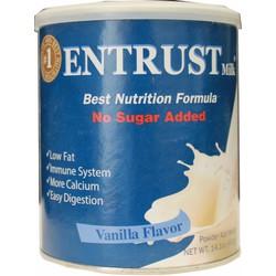 Sữa Entrust