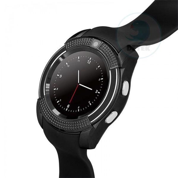 Đồng hồ thông minh SmartWatch V8S Đen 12