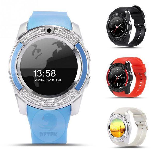 Đồng hồ thông minh SmartWatch V8S Đen 14