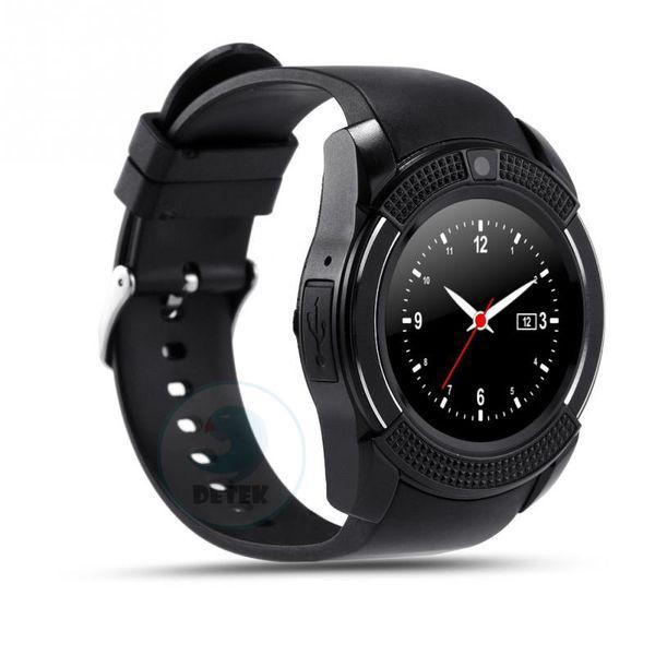 Đồng hồ thông minh SmartWatch V8S Đen 11