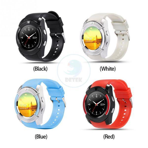 Đồng hồ thông minh SmartWatch V8S Đen 15