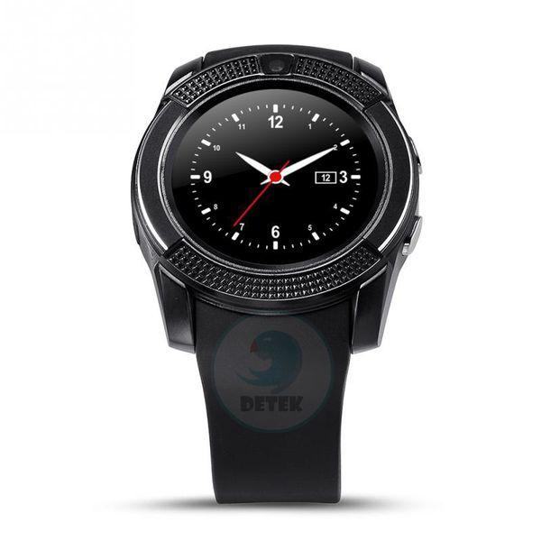 Đồng hồ thông minh SmartWatch V8S Đen 9