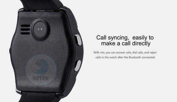 Đồng hồ thông minh SmartWatch V8S Đen 3