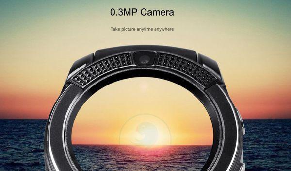 Đồng hồ thông minh SmartWatch V8S Đen 18