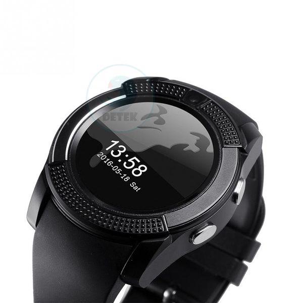Đồng hồ thông minh SmartWatch V8S Đen 8