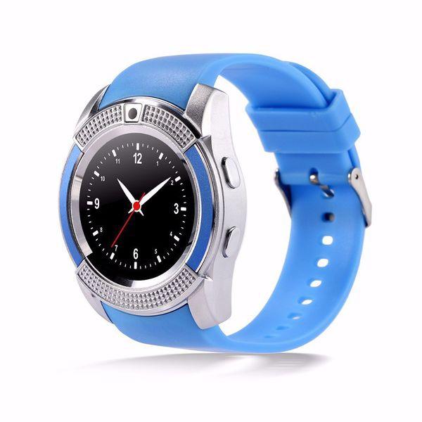 Đồng hồ thông minh SmartWatch V8S Đen 6