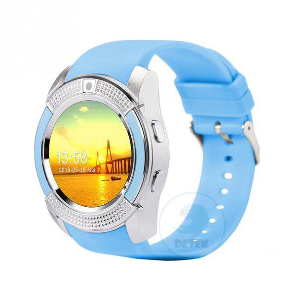 Đồng hồ thông minh SmartWatch V8S Đen 4