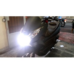 Bóng đèn xe máy 3 led siêu sáng