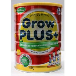 Sữa bột Nutifood đỏ cho trẻ suy dinh dưỡng 900g