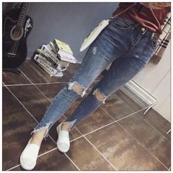 Quần jeans nữ đủ kiểu giá cực rẻ