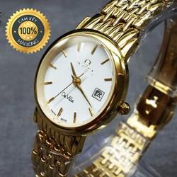 Đồng hồ nữ hàng hiệu cao cấp nhập khẩu chống xước, chống nước