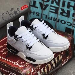 Giày Sneaker Nữ Trắng Năng Động