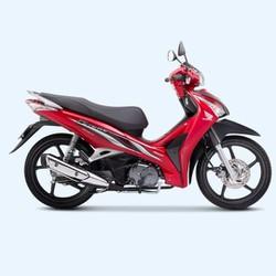 Xe số Honda Future Fi 125cc mâm đĩa - Đỏ ghi xám