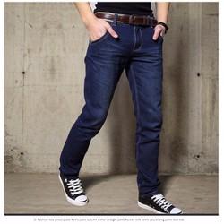 Quần jeans phong cách hàng nhập