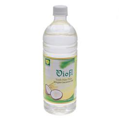 Tinh dầu dừa hữu cơ ép lạnh VIOFL 1000ml