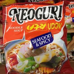 Mì cay hải sản Neoguri