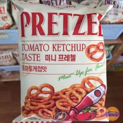 Snack Prezel vị cà chua