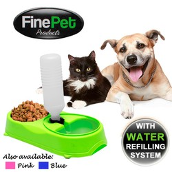 Bộ Dụng Cụ Ăn Uống Tự Động Chó Mèo