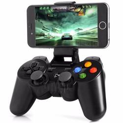 Tay Cầm Chơi Game Bluetooth Cho Smartphone Có Rung