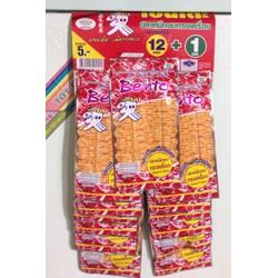 Combo Mực Bento Thailand 5g x 13 gói