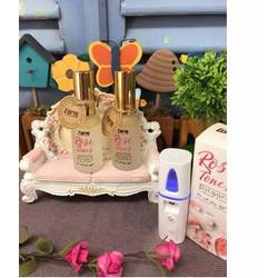 COMBO 2 chai Nước Hoa Hồng ROSE TONER + tặng kèm 1 máy xịt khoáng Nano