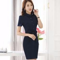 Đầm váy công sở nữ cực sành điệu DV294