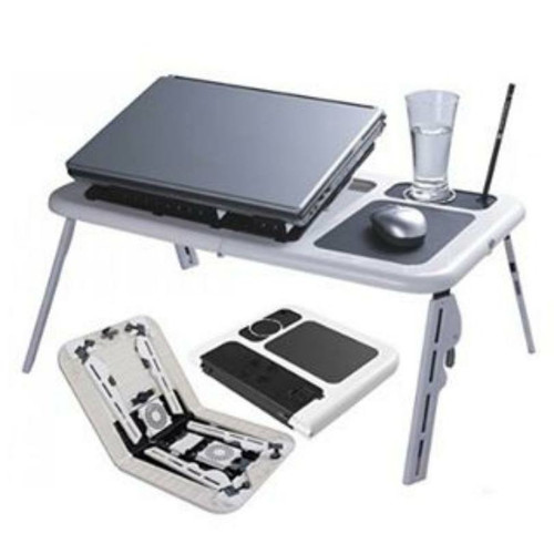 Bàn để Laptop có quạt tản nhiệt gấp gọn được - 4346844 , 6035270 , 15_6035270 , 230000 , Ban-de-Laptop-co-quat-tan-nhiet-gap-gon-duoc-15_6035270 , sendo.vn , Bàn để Laptop có quạt tản nhiệt gấp gọn được