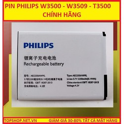 PIN PHILIPS W3500