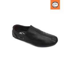 Giày lười da nam sành điệu C121