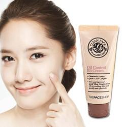 Kem Trang Điểm Clean Face Oil Control BB Cream