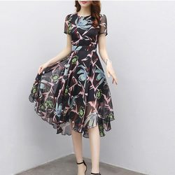 Đầm xòe nữ cực sành điệu DX734