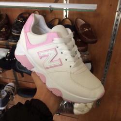 giày thể thao chữ N hàng đẹp ảnh thật