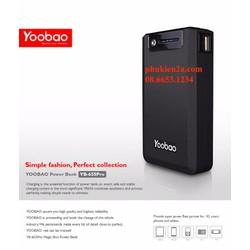 Pin dự phòng Yoobao 13000 mAh YB-655 Pro
