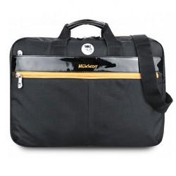 Túi xách laptop Mikkor Editor Briefcase Black