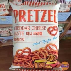 Snack Prezel vị Phomai Cheddar