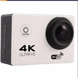Camera hành động Waterproof ACTION CAMERA WIFI 4K ULTRA HD
