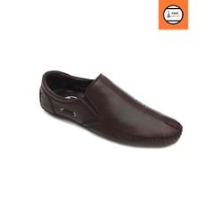 Giày lười da nam sành điệu C120