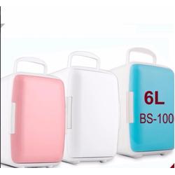 Tủ lạnh Mini 6L Cao Cấp Cho Xe Hơi Và Cho Gia Đình