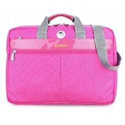 Túi xách laptop Mikkor Editor Briefcase Pink