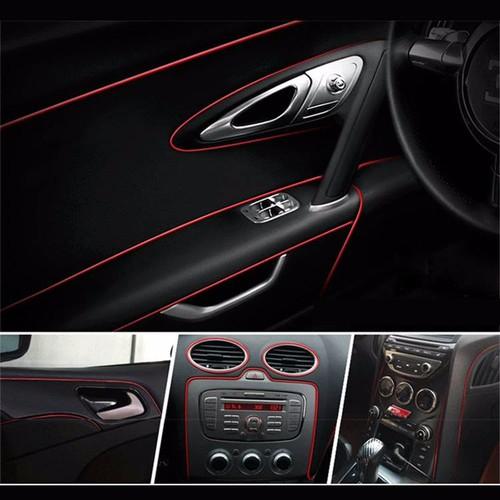 Dây viền trang trí nội thất ô tô - 4348072 , 6040427 , 15_6040427 , 200000 , Day-vien-trang-tri-noi-that-o-to-15_6040427 , sendo.vn , Dây viền trang trí nội thất ô tô