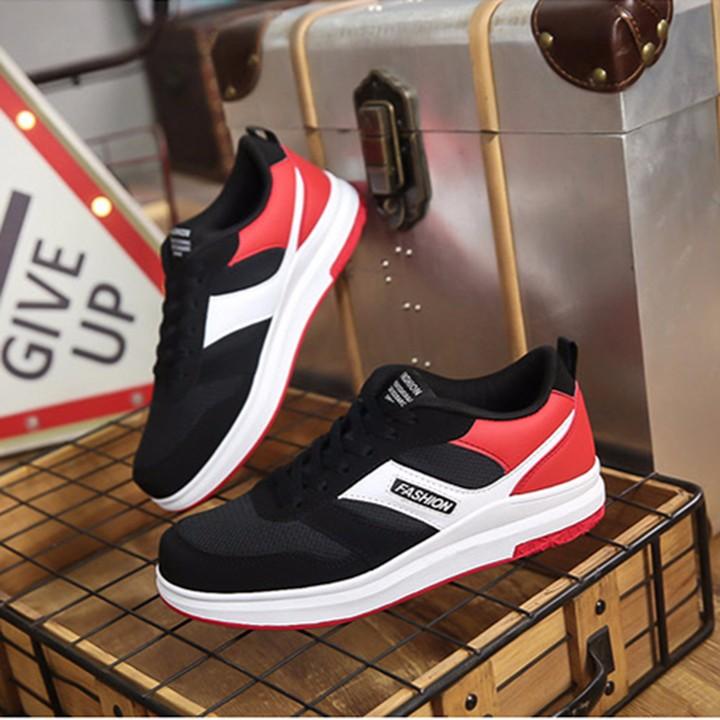 Giày thể thao nam+ Tặng kèm 1 ví da cao cấp Redshoe 6601DE 3