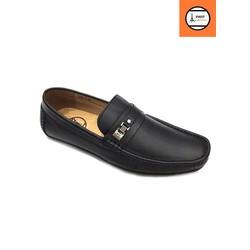 Giày lười da nam sang trọng C123