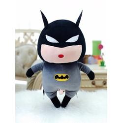 Bé Shin Batman nhồi bông 40cm