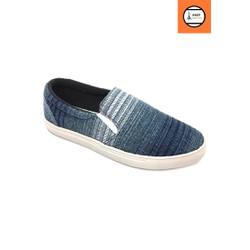 Giày lười vải nam thời trang C187