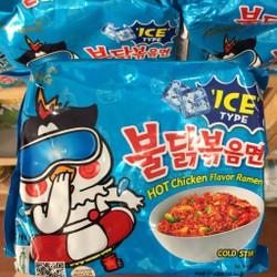 Mì cay lạnh Samyang