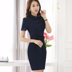 Đầm váy công sở nữ thời trang DV294
