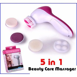 Máy Rửa Mặt Massage 5 in 1
